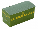 Peco R-66R Raleigh Cycles Container